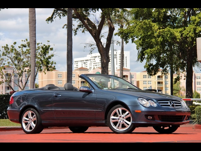 2006 mercedes benz clk350 for sale in miami fl stock for Mercedes benz miami florida