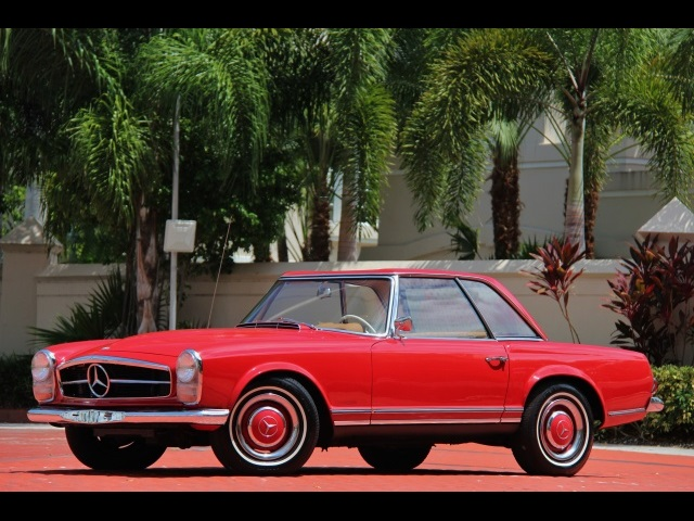 1966 Mercedes-Benz 230SL 230SL Pagoda - Photo 4 - North Miami, FL 33181
