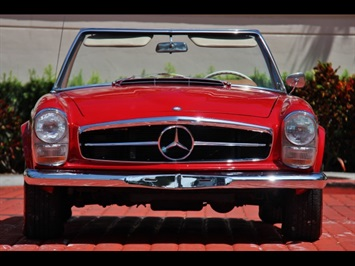 1966 Mercedes-Benz 230SL 230SL Pagoda - Photo 9 - North Miami, FL 33181