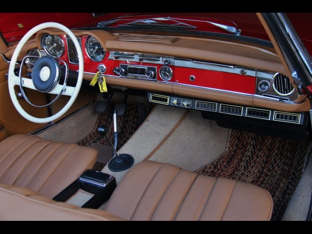 1966 Mercedes-Benz 230SL 230SL Pagoda - Photo 23 - North Miami, FL 33181