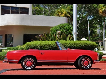 1966 Mercedes-Benz 230SL 230SL Pagoda - Photo 7 - North Miami, FL 33181