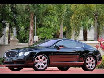 2005 Bentley Continental GT Mulliner Mansory - Photo 4 - North Miami, FL 33181