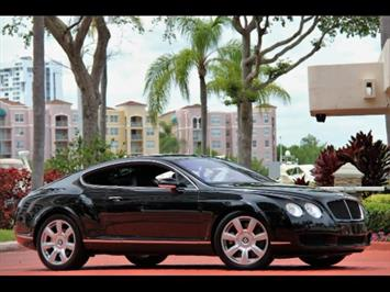 2005 Bentley Continental GT Mulliner Mansory Coupe