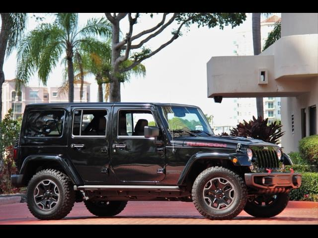 2015 jeep wrangler unlimited rubicon hard rock 24j package for sale in miami fl stock 16279. Black Bedroom Furniture Sets. Home Design Ideas