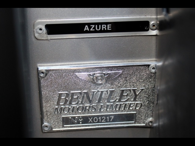 2003 Bentley Azure Final Series - Photo 46 - North Miami, FL 33181