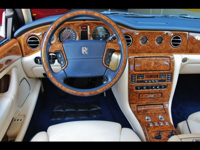 2002 Rolls-Royce Silver Seraph Last of the Line $539 MO PPI APPROVED SERVICED - Photo 28 - North Miami, FL 33181