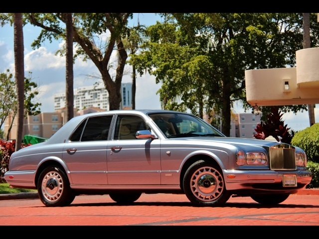2002 Rolls-Royce Silver Seraph Last of the Line $539 MO PPI APPROVED SERVICED - Photo 1 - North Miami, FL 33181