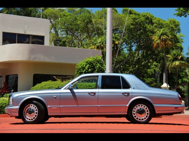 2002 Rolls-Royce Silver Seraph Last of the Line $539 MO PPI APPROVED SERVICED - Photo 7 - North Miami, FL 33181