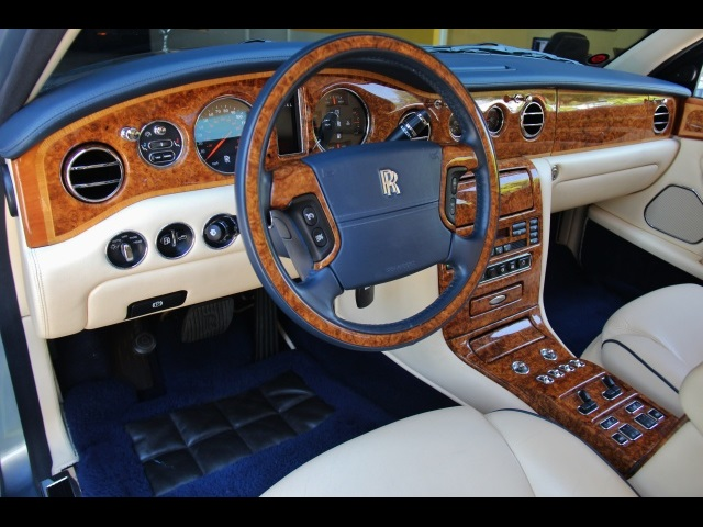 2002 Rolls-Royce Silver Seraph Last of the Line $539 MO PPI APPROVED SERVICED - Photo 31 - North Miami, FL 33181