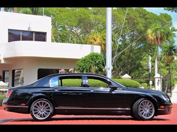 2011 Bentley Continental Flying Spur Speed - Photo 6 - North Miami, FL 33181