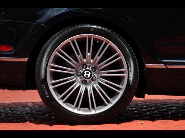 2011 Bentley Continental Flying Spur Speed - Photo 38 - North Miami, FL 33181