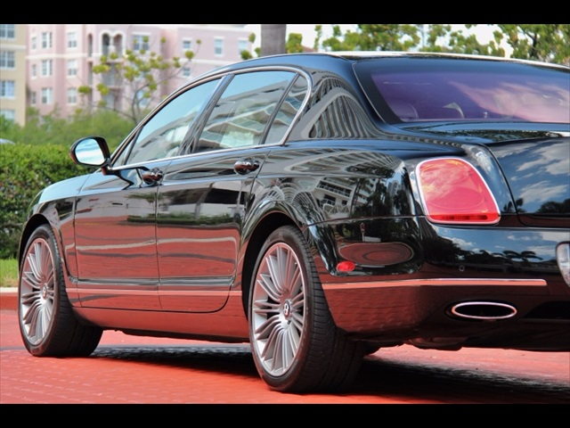2011 Bentley Continental Flying Spur Speed - Photo 12 - North Miami, FL 33181