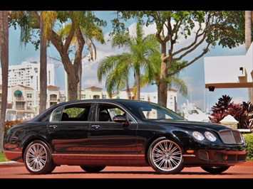 2011 Bentley Continental Flying Spur Speed - Photo 1 - North Miami, FL 33181