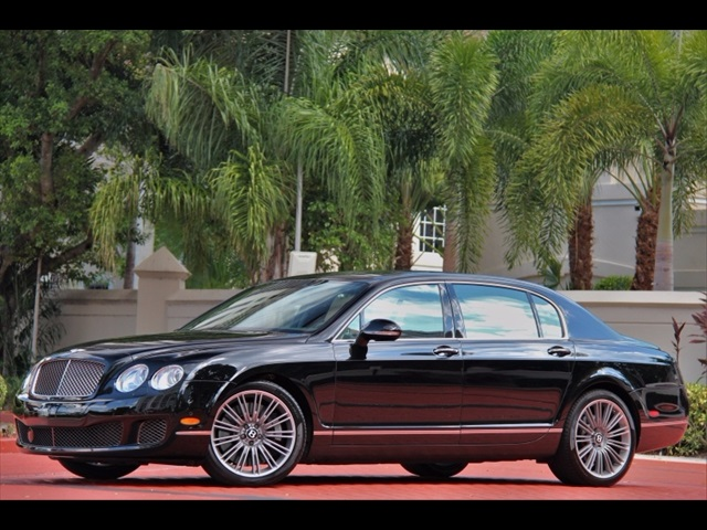 2011 Bentley Continental Flying Spur Speed - Photo 4 - North Miami, FL 33181