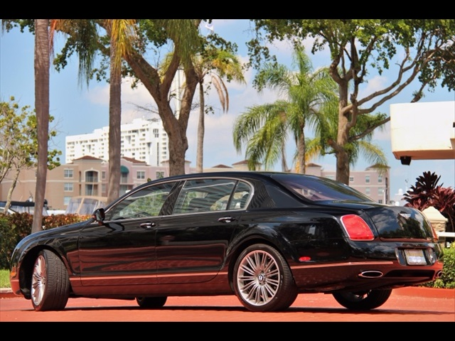 2011 Bentley Continental Flying Spur Speed - Photo 3 - North Miami, FL 33181