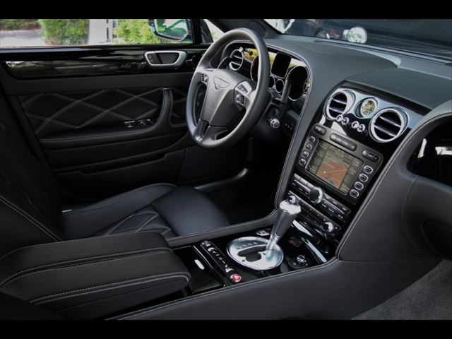 2011 Bentley Continental Flying Spur Speed - Photo 2 - North Miami, FL 33181