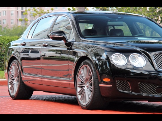 2011 Bentley Continental Flying Spur Speed - Photo 10 - North Miami, FL 33181