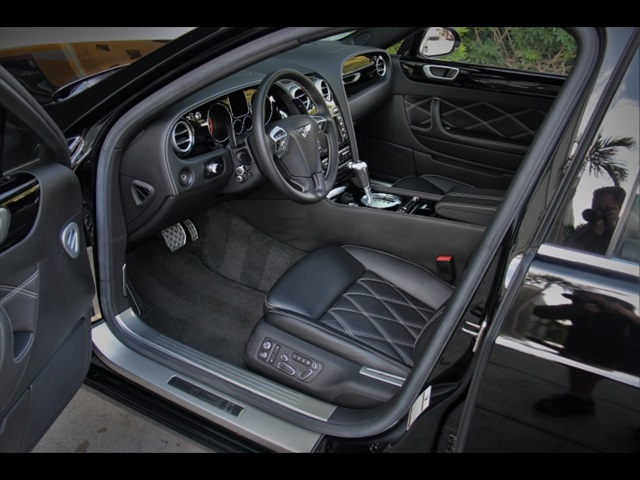 2011 Bentley Continental Flying Spur Speed - Photo 14 - North Miami, FL 33181