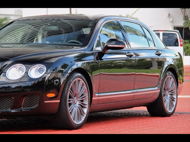 2011 Bentley Continental Flying Spur Speed - Photo 11 - North Miami, FL 33181