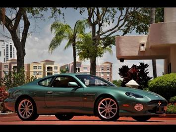 2000 Aston Martin DB7 Vantage 6 Speed Manual Transmission Coupe