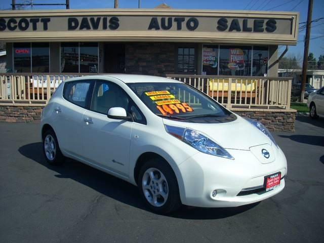 2012 Nissan Leaf SL - Photo 1 - Turlock, CA 95380