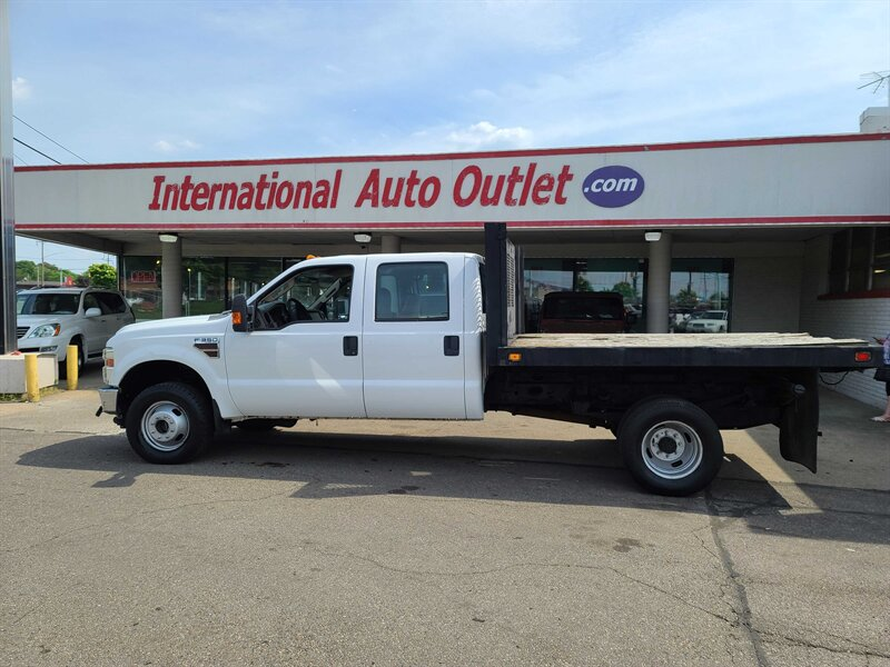 2010 Ford F-350 Super Duty XL-CREW CHASSIS 4X4 photo