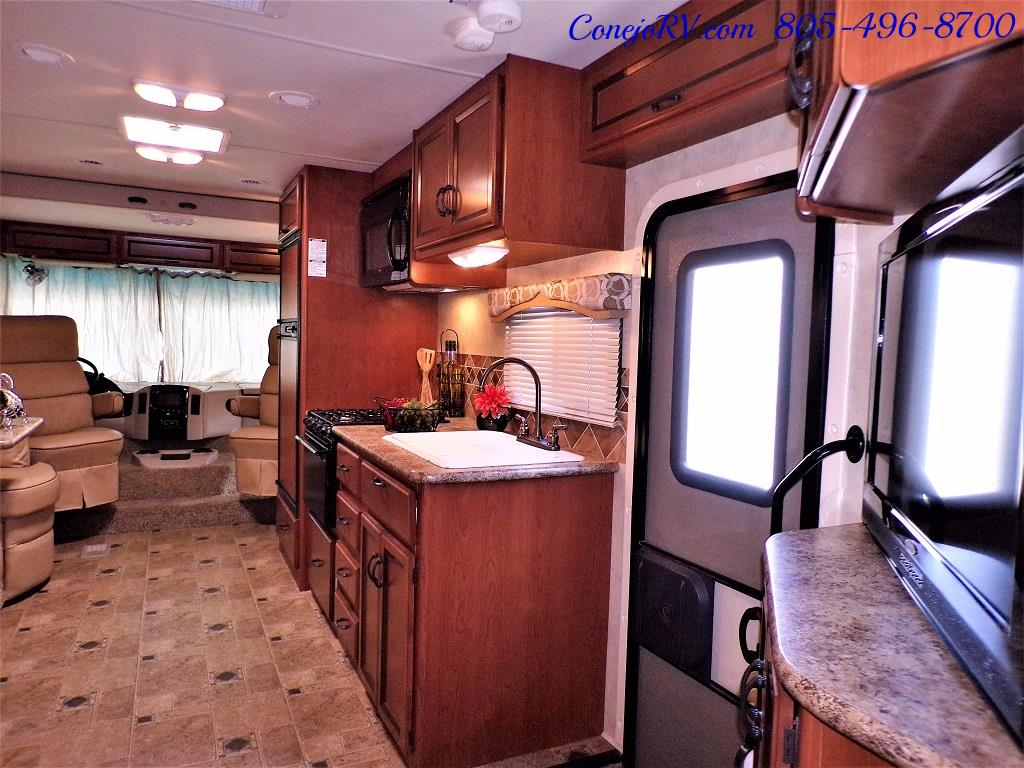 2012 Thor Hurricane 31J Full Body Paint Loft Bed 13k Miles - Photo 23 - Thousand Oaks, CA 91360