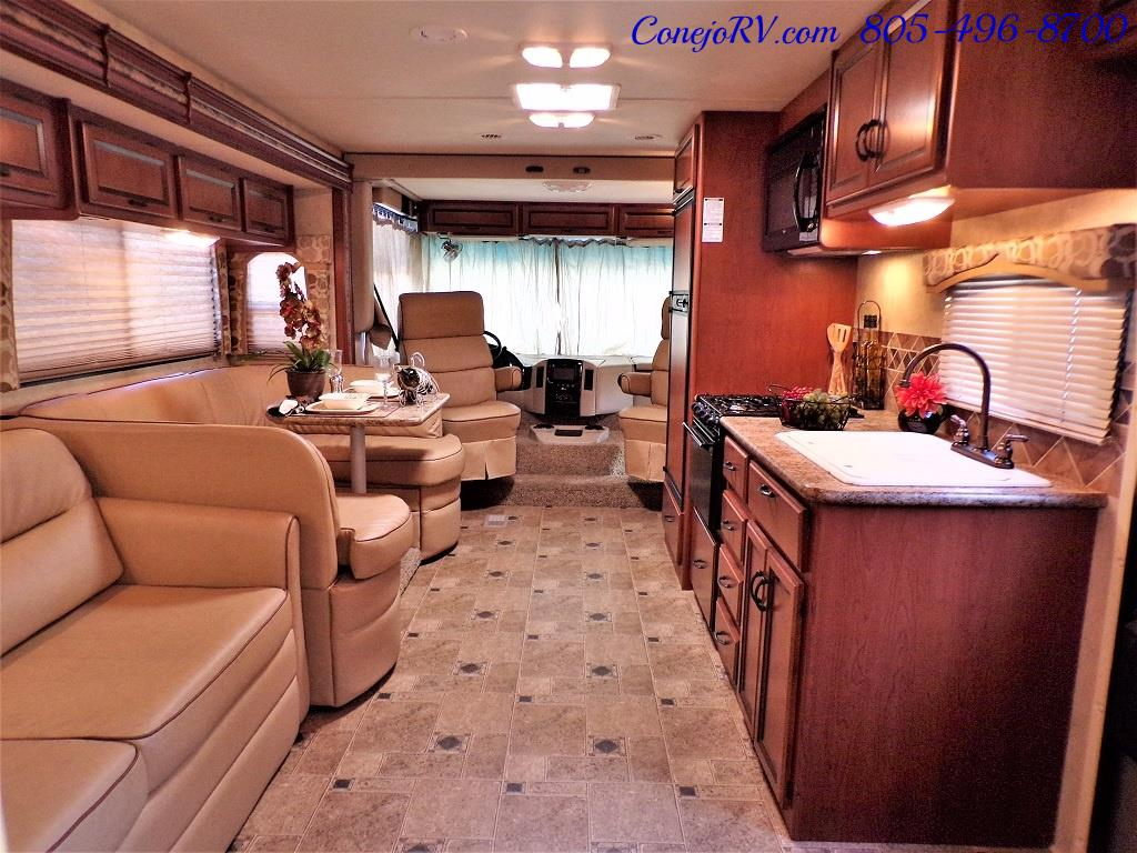 2012 Thor Hurricane 31J Full Body Paint Loft Bed 13k Miles - Photo 21 - Thousand Oaks, CA 91360