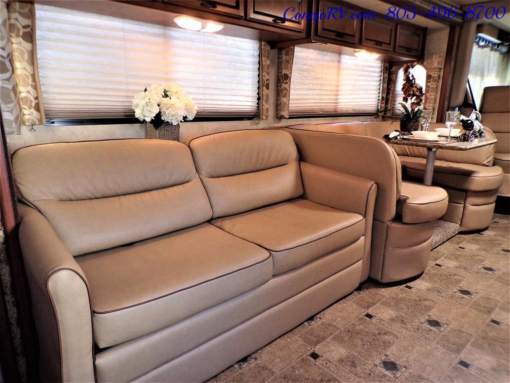 2012 Thor Hurricane 31J Full Body Paint Loft Bed 13k Miles - Photo 12 - Thousand Oaks, CA 91360