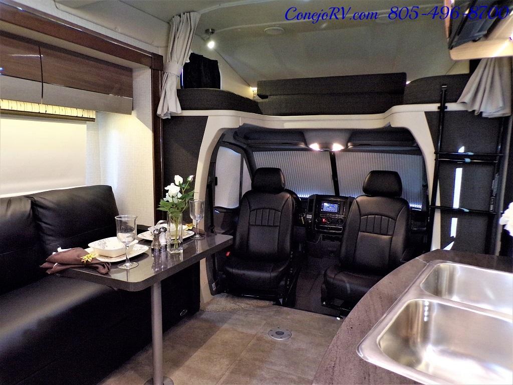 2016 Winnebago Navion 24G 2 Slides Full Body Paint Turbo Diesel - Photo 24 - Thousand Oaks, CA 91360