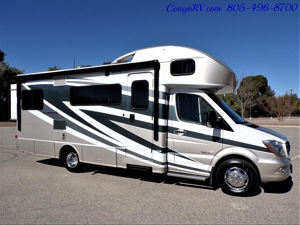 2016 Winnebago Navion 24G 2 Slides Full Body Paint Turbo Diesel - Photo 3 - Thousand Oaks, CA 91360