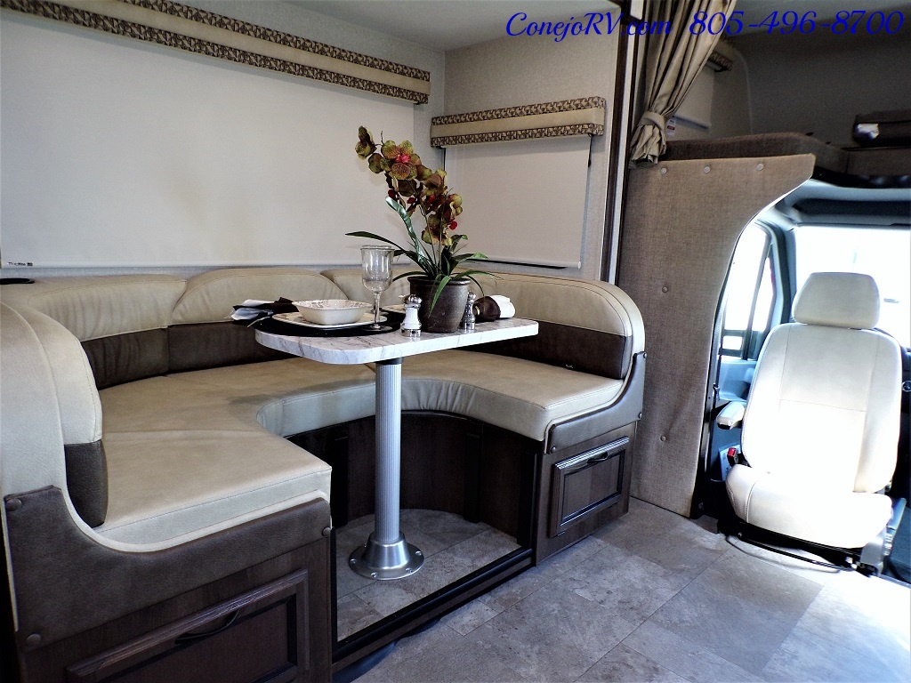 2018 Coachmen Prism 2200FS Full Wall Slide Mercedes Turbo Diesel - Photo 15 - Thousand Oaks, CA 91360