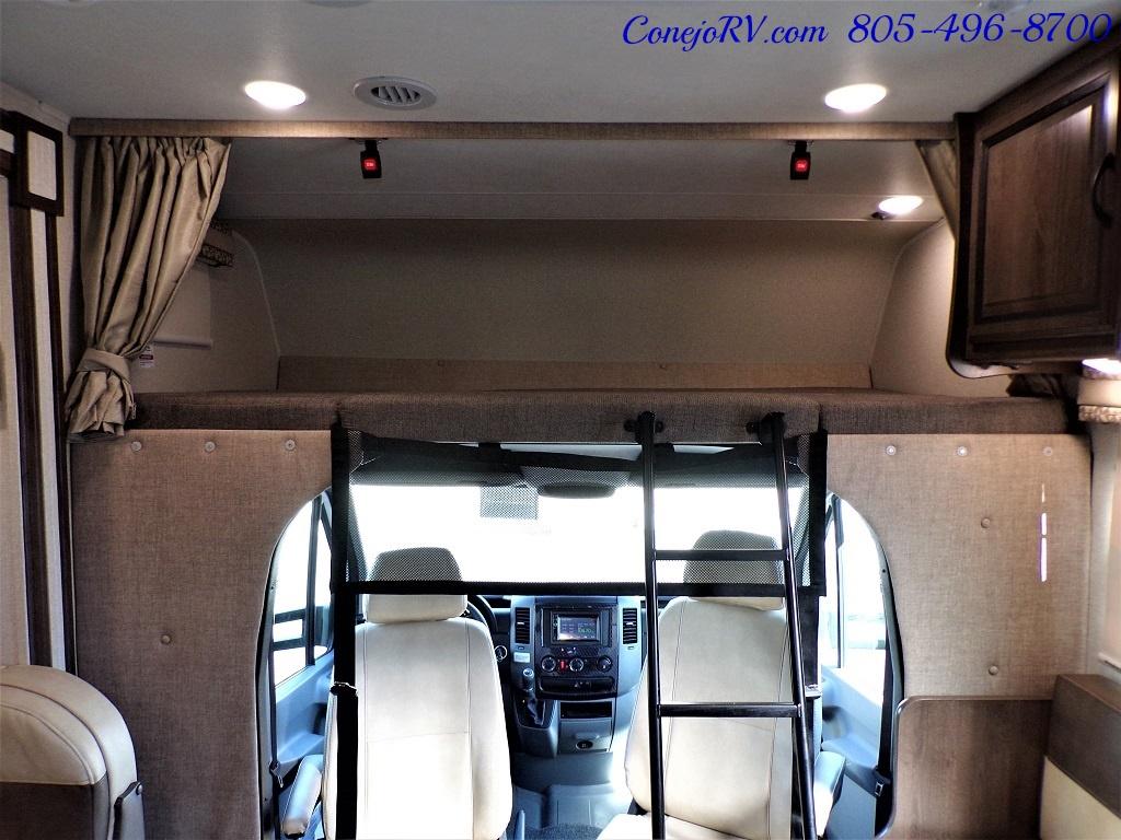 2018 Coachmen Prism 2200FS Full Wall Slide Mercedes Turbo Diesel - Photo 33 - Thousand Oaks, CA 91360