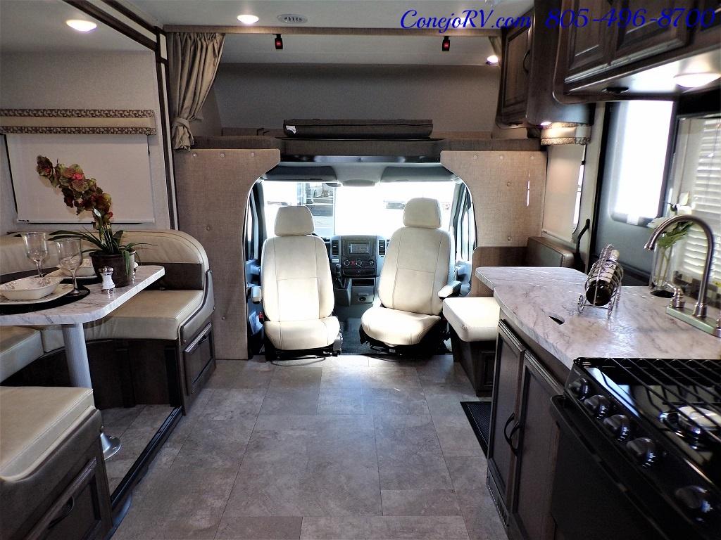2018 Coachmen Prism 2200FS Full Wall Slide Mercedes Turbo Diesel - Photo 30 - Thousand Oaks, CA 91360