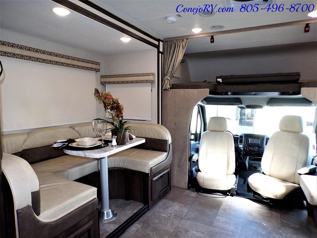2018 Coachmen Prism 2200FS Full Wall Slide Mercedes Turbo Diesel - Photo 31 - Thousand Oaks, CA 91360