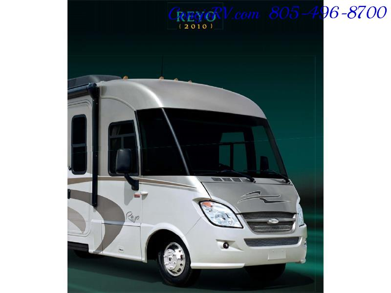 2010 Itasca Reyo 25R Full Wall Slide Full Body Paint Diesel - Photo 36 - Thousand Oaks, CA 91360