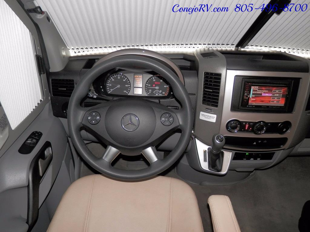 2014 Leisure Travel Unity 24 Murphy Bed Mercedes Diesel - Photo 25 - Thousand Oaks, CA 91360