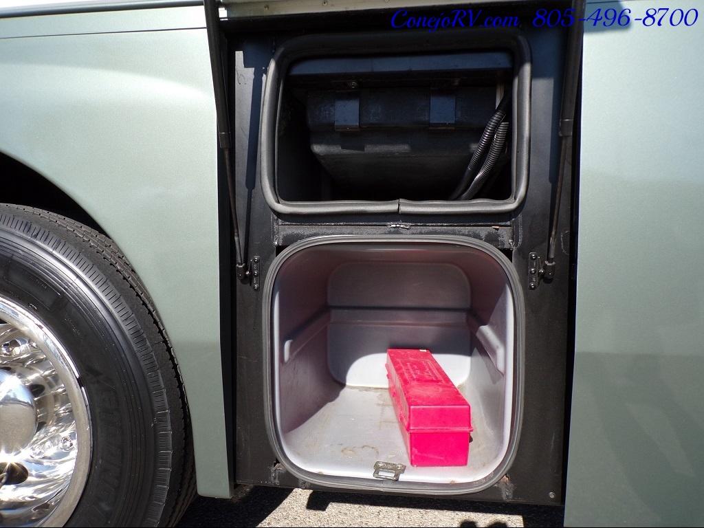 2004 Coachmen Cross Country 354 MBS Single Slide Diesel 34K MLS - Photo 31 - Thousand Oaks, CA 91360