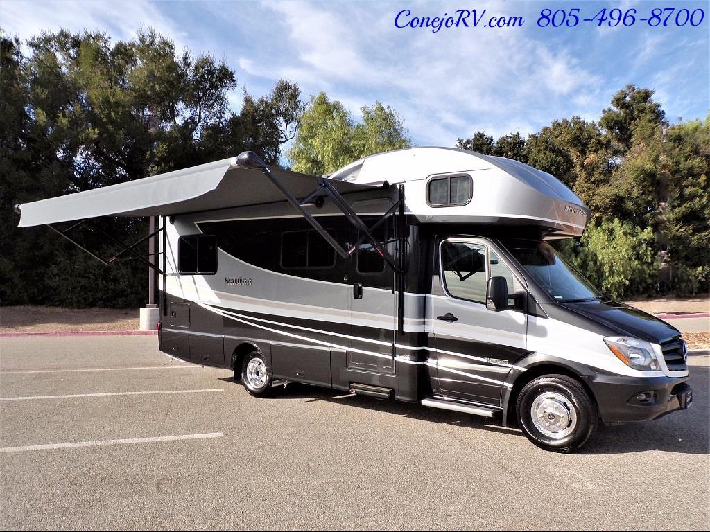 2018 Winnebago Navion 24V Slide-Out Full Body Paint Turbo Diesel - Photo 40 - Thousand Oaks, CA 91360