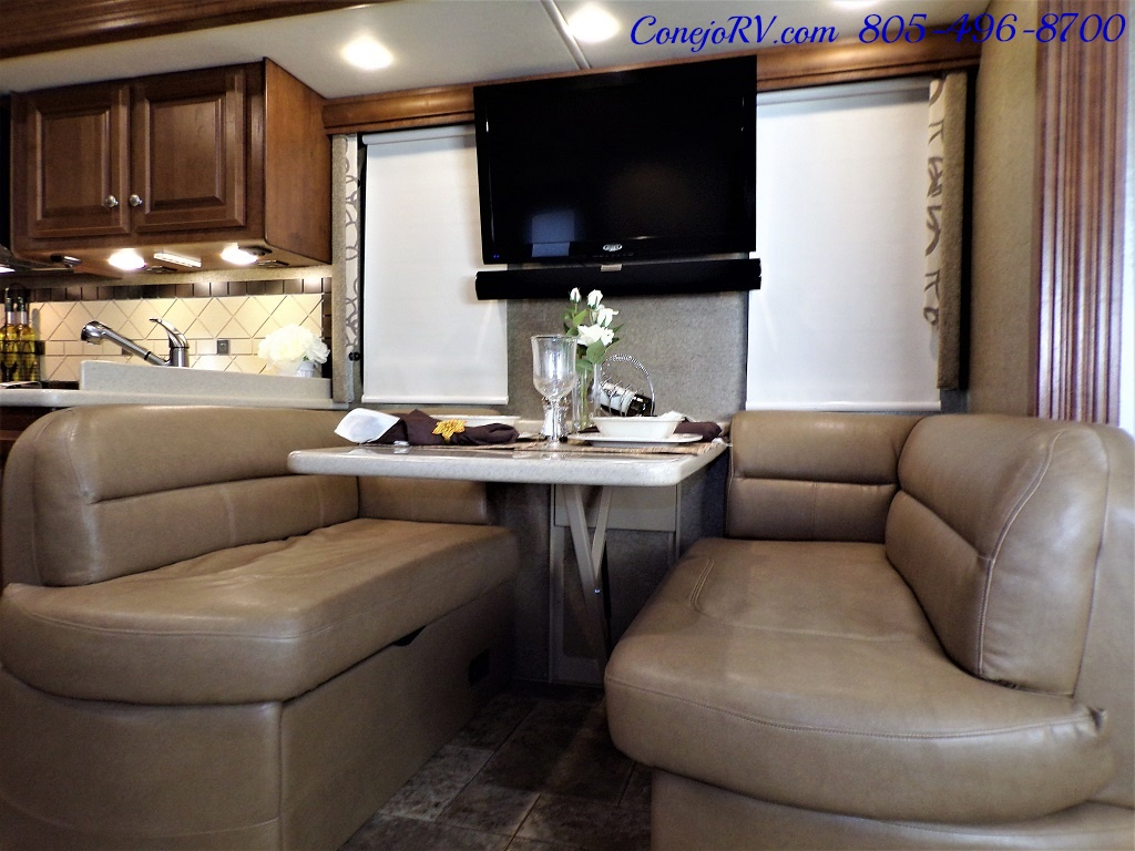 2014 Thor Palazzo 33.3 Double Slide Outs Bunkhouse Diesel - Photo 8 - Thousand Oaks, CA 91360