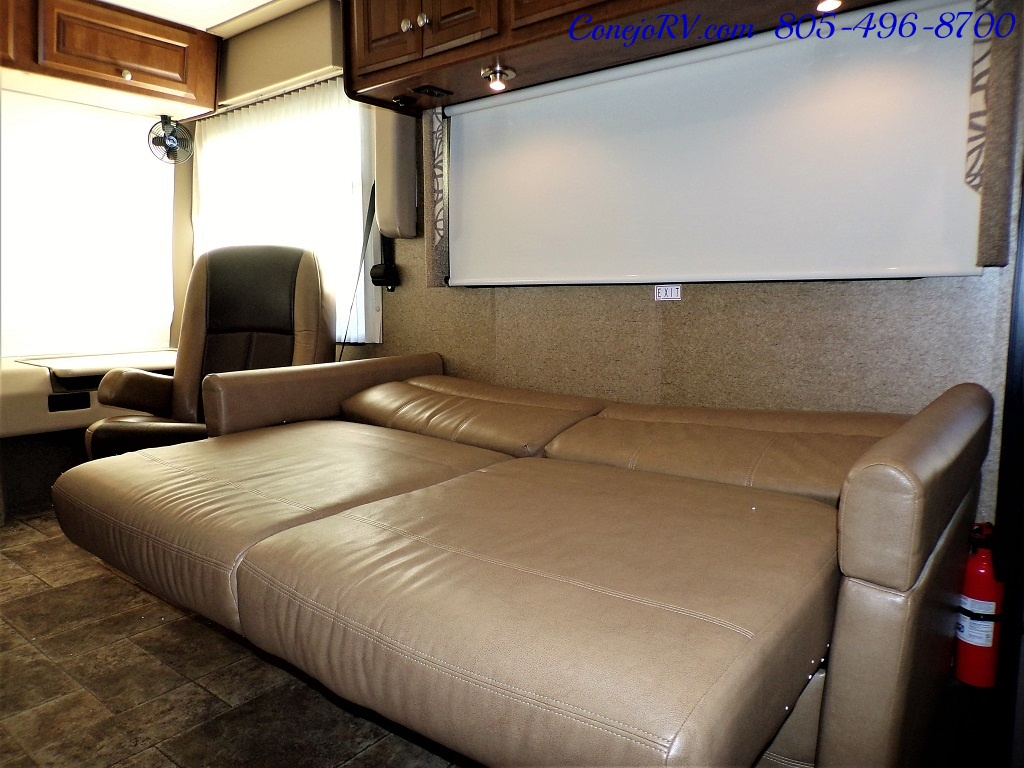 2014 Thor Palazzo 33.3 Double Slide Outs Bunkhouse Diesel - Photo 30 - Thousand Oaks, CA 91360