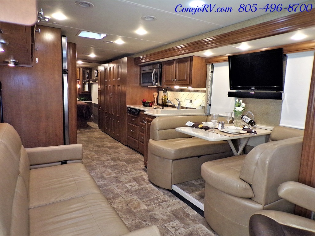 2014 Thor Palazzo 33.3 Double Slide Outs Bunkhouse Diesel - Photo 6 - Thousand Oaks, CA 91360