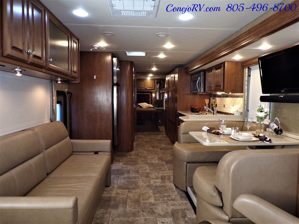 2014 Thor Palazzo 33.3 Double Slide Outs Bunkhouse Diesel - Photo 5 - Thousand Oaks, CA 91360