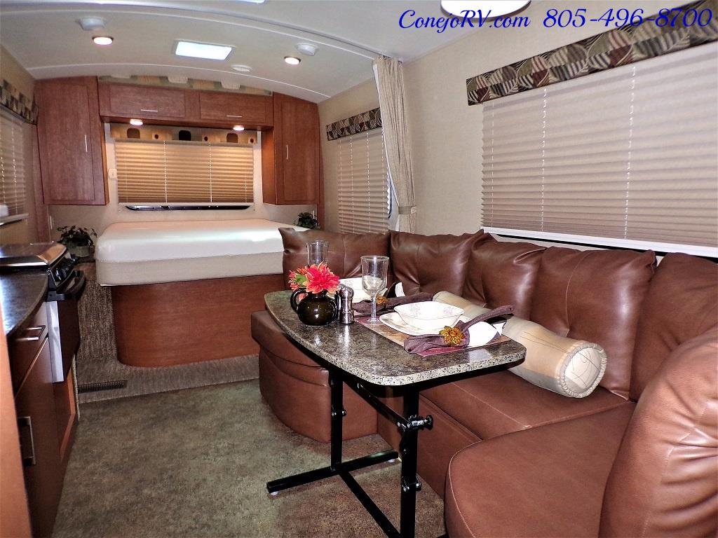 2013 Keystone Vantage 25RBS Travel Trailer - Photo 7 - Thousand Oaks, CA 91360