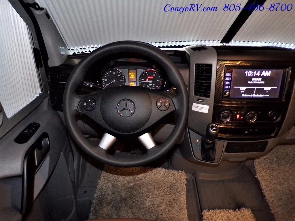2018 Winnebago Navion 24J Slide-Out Mercedes Turbo Diesel - Photo 31 - Thousand Oaks, CA 91360