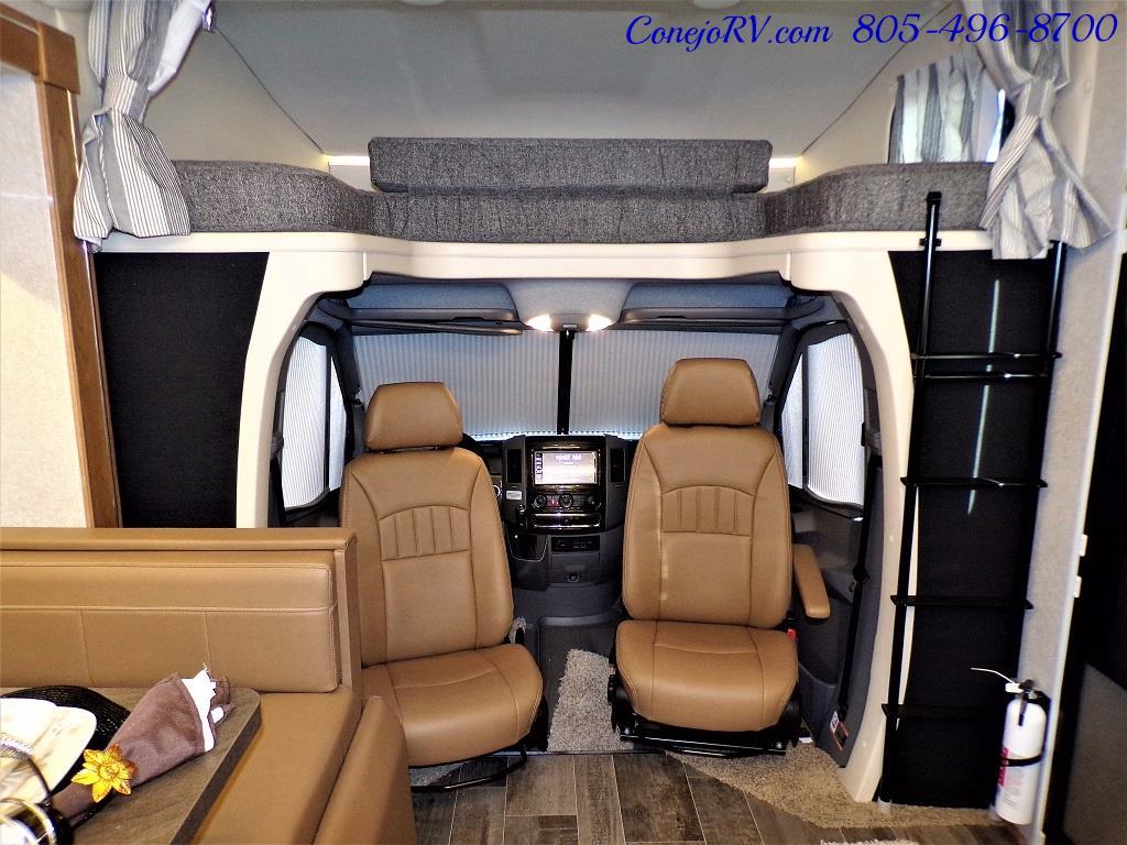 2018 Winnebago Navion 24J Slide-Out Mercedes Turbo Diesel - Photo 24 - Thousand Oaks, CA 91360