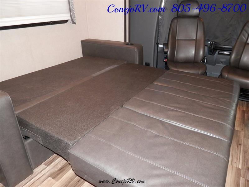 2016 Renegade RV Villagio LE 25RBS Slide-Out Full Body Paint Diesel - Photo 20 - Thousand Oaks, CA 91360
