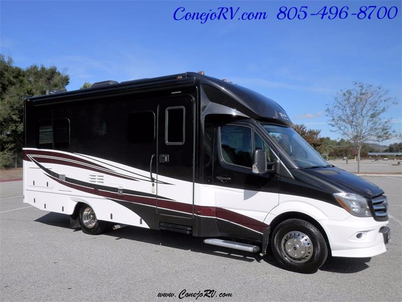 2016 Renegade RV Villagio LE 25RBS Slide-Out Full Body Paint Diesel - Photo 3 - Thousand Oaks, CA 91360