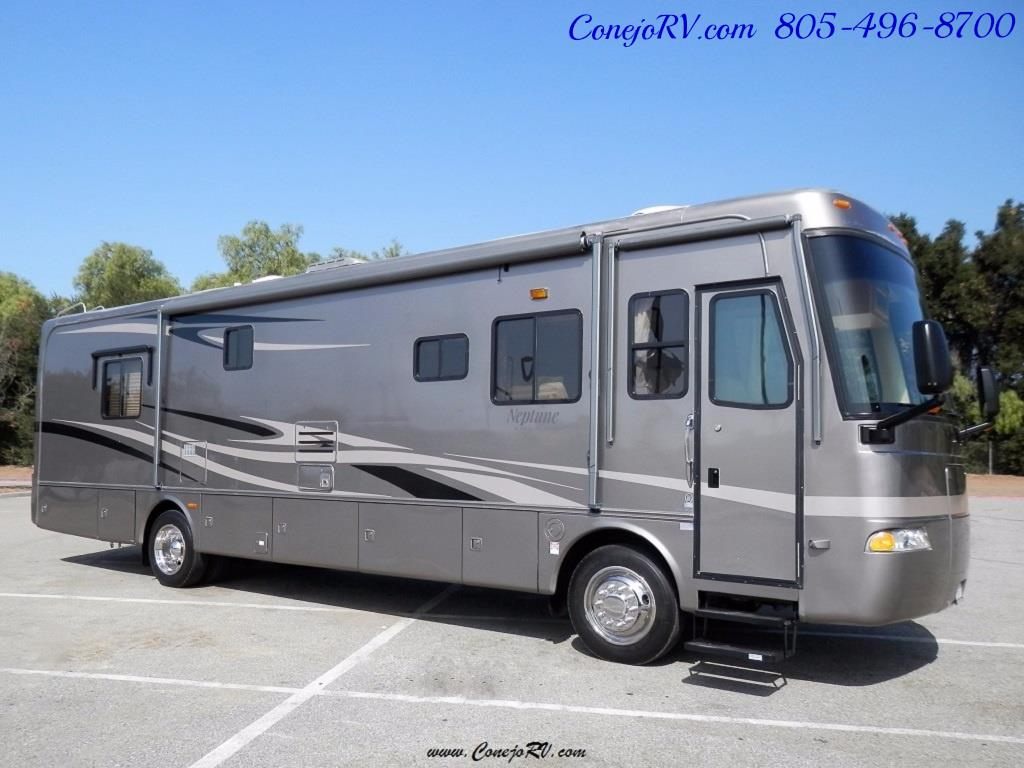 2006 Monaco Holiday Rambler Neptune 36PDD Full Body Paint 18k - Photo 3 - Thousand Oaks, CA 91360