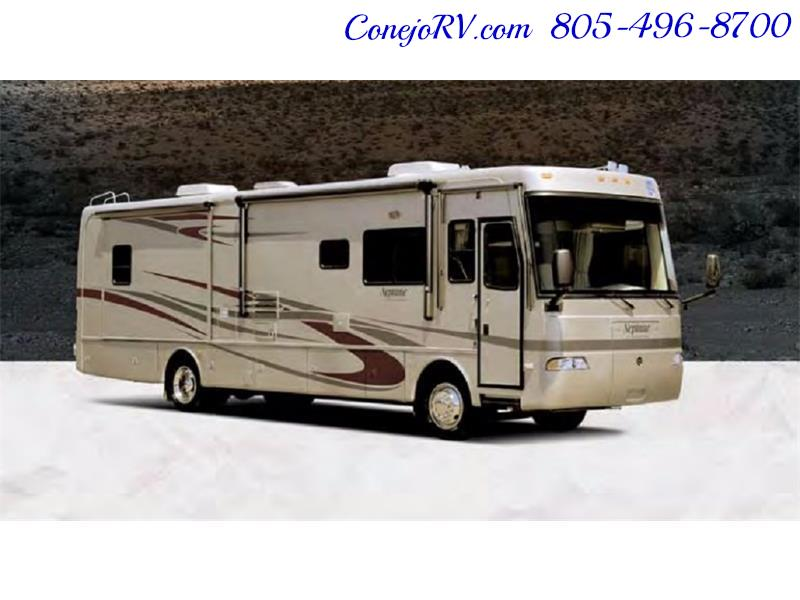 2006 Monaco Holiday Rambler Neptune 36PDD Full Body Paint 18k - Photo 46 - Thousand Oaks, CA 91360
